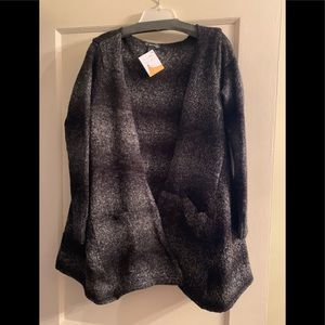 INC Gray Sweater